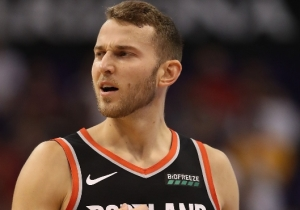 Last Night, In Basketball: The Lakers Could Not Stop Nik Stauskas