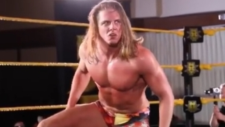 Matt Riddle Revealed What Made Him 'Feel Good' About Signing With WWE