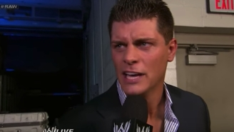 Cody Rhodes Says A WWE Return In 2019 Is 'Pretty Possible'