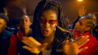 Little Simz Doesn't Care Who Takes 'Offence' To The Funky Dance Battle In Her New Video
