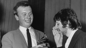 Rest In Peace Geoff Emerick, The Wily Studio Wiz Who Brought The Beatles' Sonic Dreams To Life