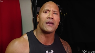 WWE Is Reportedly Trying To Bring The Rock Back For Smackdown 1000
