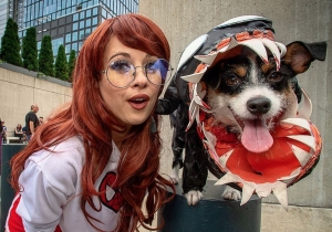 All The Best Cosplay From This Year's New York Comic Con