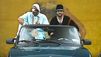 French Montana And Drake's Cameo-Packed 'No Stylist' Video Is Filled With Rap Fashion Icons