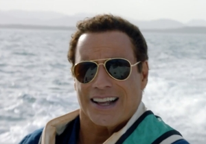 A Few Notes About The Trailer For John Travolta's New Speedboat Movie, 'Speed Kills'