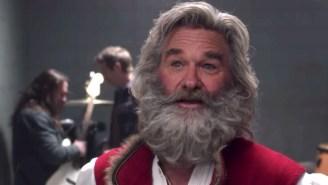 That Kurt Russell Netflix Santa Movie Looks Like The Weirdest Christmas Film Since 'Pottersville'