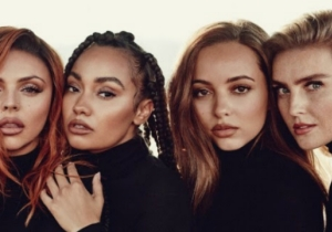 Little Mix's New Single With Nicki Minaj Is Bouncy Pop Perfection