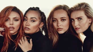 Little Mix's New Single With Nicki Minaj Is Bouncy Pop Perfection