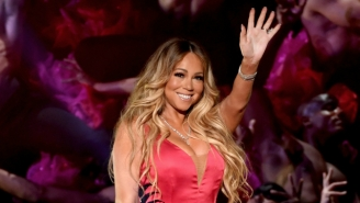 Elusive Chanteuse Mariah Carey Announces The Release Date For Her Upcoming Album, 'Caution'