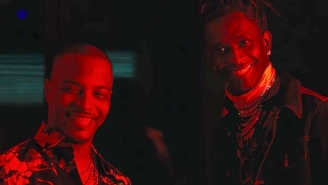T.I. And Young Thug Narrowly Avoid A Pool Party Robbery In Their Opulent Video For 'The Weekend'