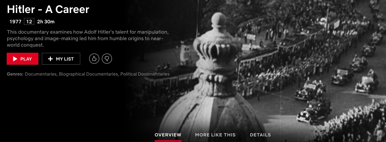 10 Best History Documentaries On Netflix Right Now