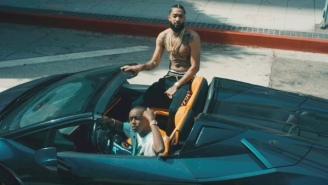 Nipsey Hussle And Buddy Flex Through The LA Streets In Their Lavish 'Status Symbol' Video