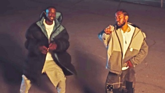 Jay Rock And Kendrick Lamar Take It Back To Top's Red Charger In Their Nostalgic 'Wow Freestyle' Video