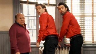 Watch The 'Always Sunny' Cover Version Of 'Seinfeld' Side-By-Side