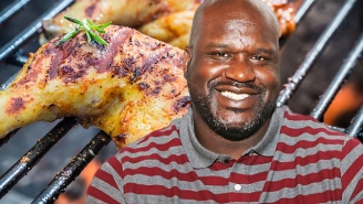 Shaq's New Chicken Show Looks Bizarre And Goofy In All The Best Ways