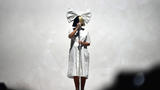 Sia Shares The Optimistic 'I'm Still Here' To Celebrate Her First Fashion Campaign