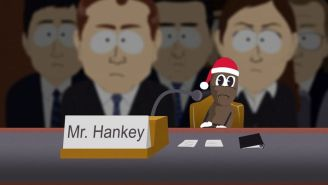 It Looks Like 'South Park' Is Taking On The Kavanaugh Hearings This Week