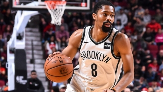 Spencer Dinwiddie Has Agreed To A Three-Year Extension In Brooklyn