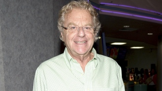Jerry Springer Will Reportedly Star In His Own 'Judge Jerry' Court Series