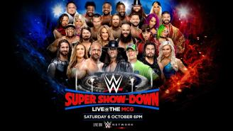 WWE Super Show-Down Open Discussion Thread