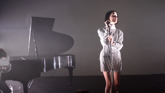 St. Vincent Announces 'MassEducation,' A Piano Version Of Last Year's 'Masseduction'