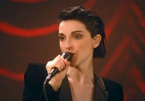 St. Vincent Shares An Intimate Live Video Of Her 'Savior' Piano Rendition