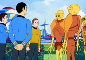 A 'Rick And Morty' Writer's 'Star Trek' Animated Comedy Series Is Coming To CBS All Access