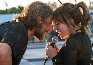 Bradley Cooper And Lady Gaga Both Broke An Oscars Record Thanks To 'Shallow'