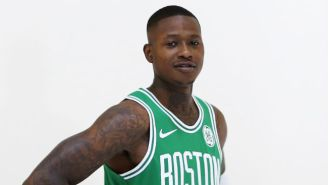 There's Reportedly Skepticism About Terry Rozier And The Celtics Agreeing To An Extension