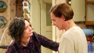A Very Emotional Scene From 'The Conners' Premiere Was Filmed In Just One Take
