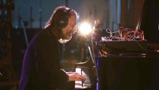 Thom Yorke Reimagines 'Suspiria' Song 'Unmade' As A Haunting Piano Ballad