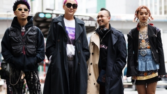 All The Best Street Style From Tokyo Fashion Week