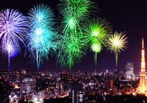 Celebrate New Year's Eve Twice (If You're Mega-Rich)
