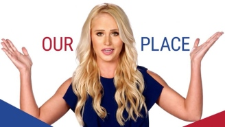 Tomi Lahren Is Getting Memed Over An Unfortunate Ad For The New 'Fox Nation' Streaming Service