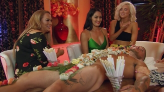 Total Divas Post Match: Miami Vices