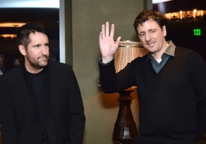 Trent Reznor And Atticus Ross's Cover Of The 'Halloween' Theme Is Getting A Festive Vinyl Release