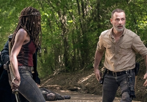 'The Walking Dead' Teases A Violent Death For Rick Grimes In His Final Episode Photos