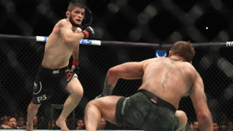 Khabib Nurmagomedov Could Be Stripped Of The Lightweight Title After The UFC 229 Melee