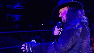 The Undertaker's WrestleMania 35 Plans May Involve Retirement And The Hall Of Fame