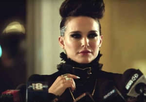 Natalie Portman Is An Internationally-Famous Pop Star In The 'Vox Lux' Trailer