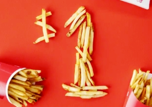 Wendy's Is Offering Up Fries Of Any Size For Just $1