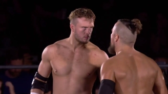 Will Ospreay Removed From NJPW Power Struggle Title Match Due To Injury