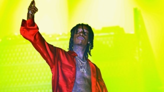Wiz Khalifa Explains Why He's Ready To Shift Toward An R&B-Inspired Project