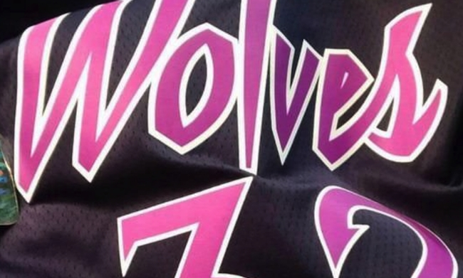 The Timberwolves 'Purple Rain' City Edition Uniforms Have Leaked