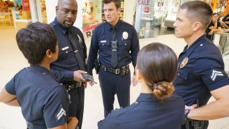We Should All Be Thankful For ABC's 'The Rookie' (And Nathan Fillion)
