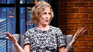 Disney's 'The Lion King' Remake Created An Entirely New Role For Amy Sedaris