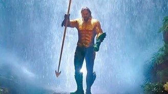 Jason Momoa Finds A Surprisingly Cute Way To Explain The 'Aquaman' Costume's Bodily Challenges