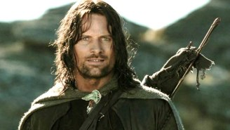Viggo Mortensen Has Some Advice For Amazon's 'Lord Of The Rings' Series