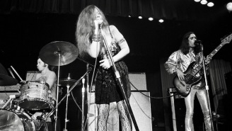 Janis Joplin's Previously Unreleased Live Version Of 'Ball And Chain' Is Exquisite Psych-Blues