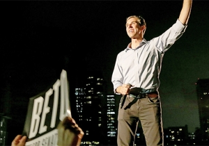A 'Beto 2020' Movement Is Emerging After O'Rourke's Nail-Biting Loss To Ted Cruz In Texas